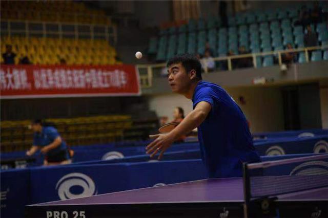 贵州省职工乒乓球大赛省级总决赛在省体育馆落幕 体育 第3张