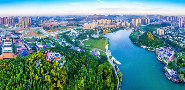 贵阳白云泉湖旅游景区和乌当乐湾国际旅游区获批国家4A级 文旅 第1张
