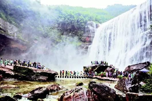 贵州旅游产业发展三年目标规划出炉