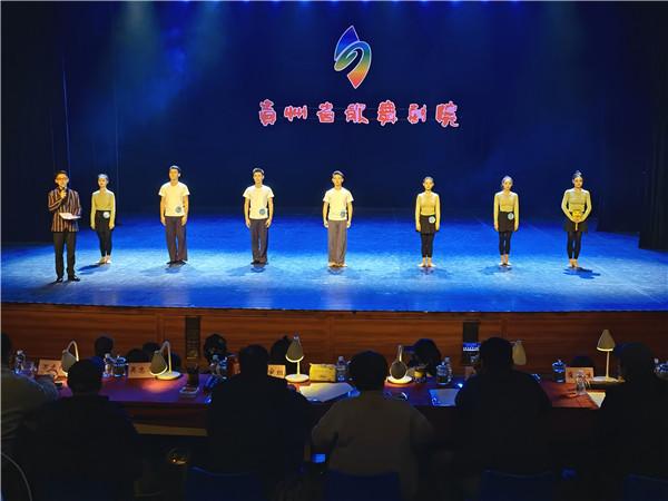 2021年贵州省歌舞剧院业务考核在贵阳会展城隆重举行 文旅 第2张