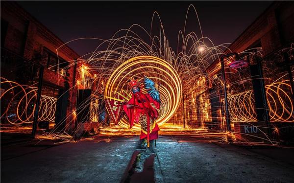 天河潭《集萃贵州·夜游天河》沉浸式幻光艺术节即将开幕 文旅 第4张