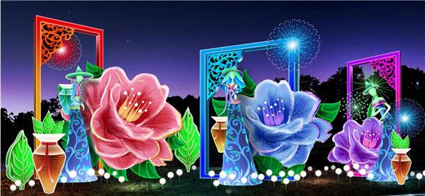 """中国茶文化博览园 """"乡村振兴·茶园飘香""""主题灯展 新闻发布会召开 文旅 第5张"""