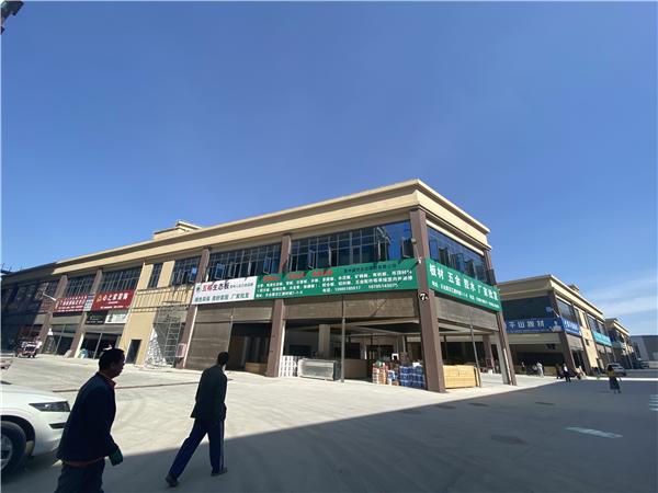 2021贵州天合聚百汇建材城盛大开业 社会 第10张