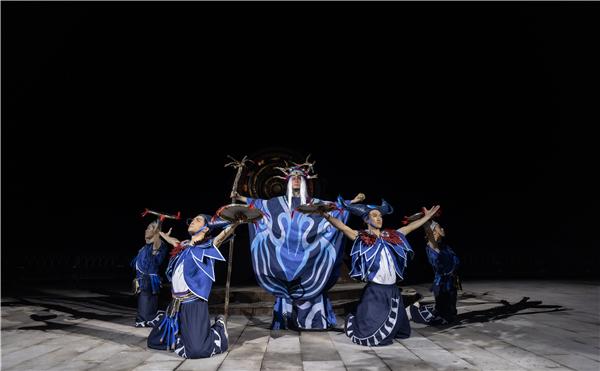 夜游黄果树试灯仪式盛大启幕 开启贵州夜游新篇章 文旅 第4张