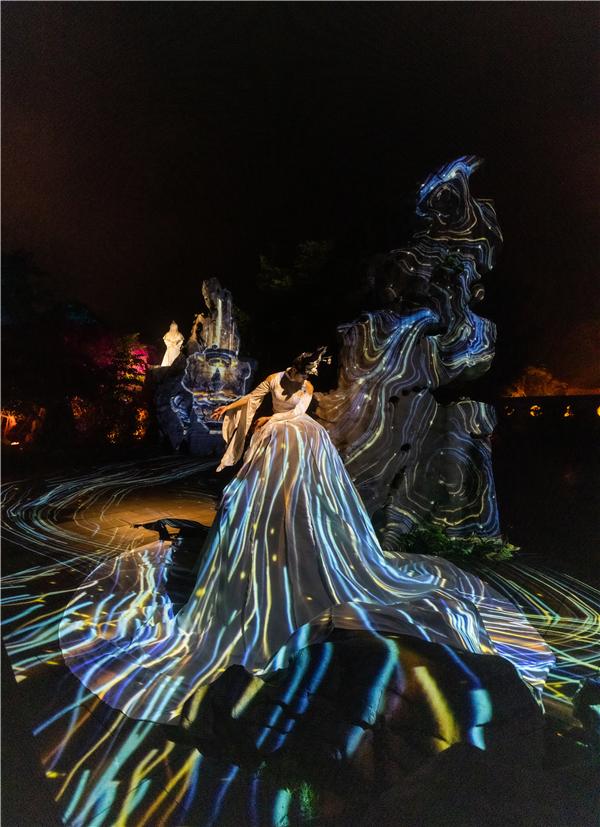 夜游黄果树试灯仪式盛大启幕 开启贵州夜游新篇章 文旅 第7张