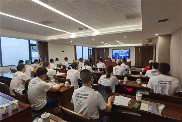 2021年全国桨板教练员培训班贵州站开班 体育 第4张