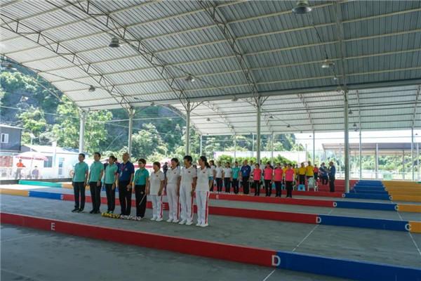 2021全国掷球锦标赛贵州赛区开赛仪式在夜郎洞中国掷球基地举行 文旅 第12张
