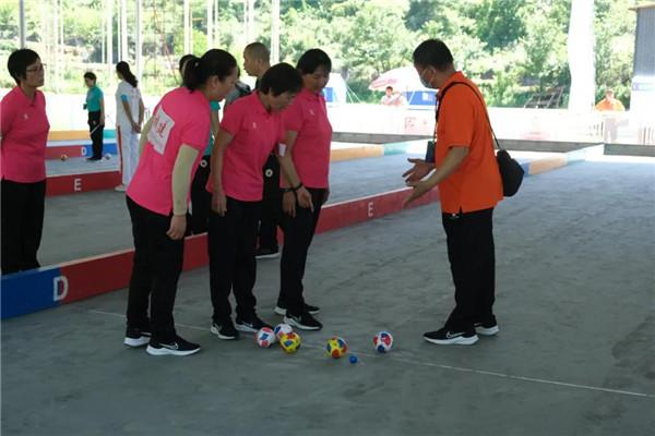 2021全国掷球锦标赛贵州赛区开赛仪式在夜郎洞中国掷球基地举行 文旅 第16张