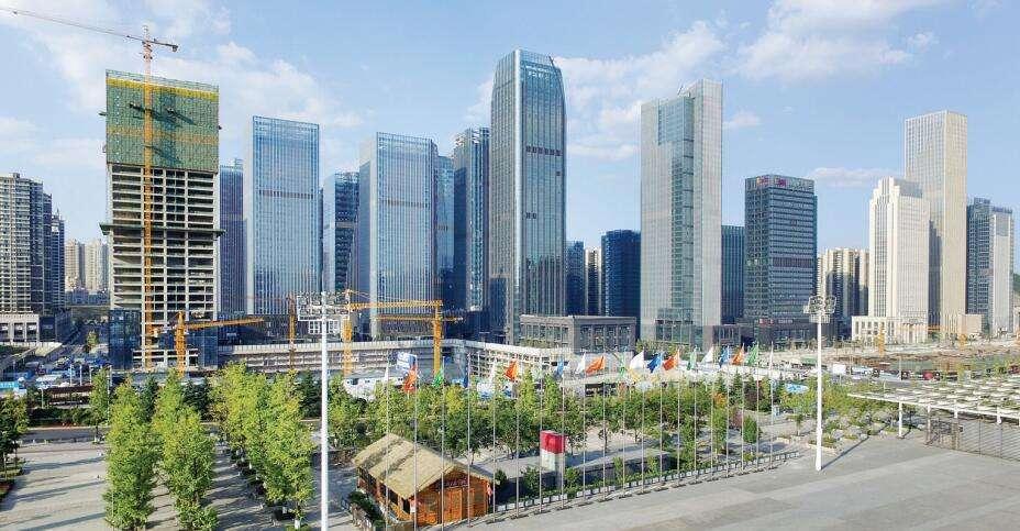 1-4月份—— 贵州商品房销售面积同比增长29.1%